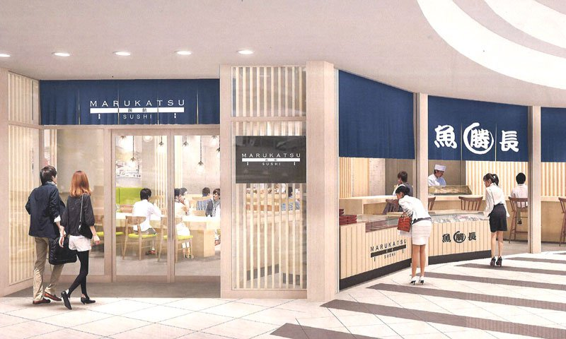 汐留シティセンター店